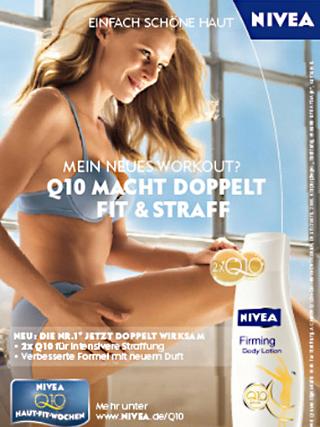 NIVEA Q10 Body Lotion