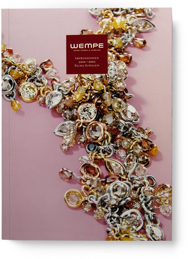 Wempe Katalog Cover