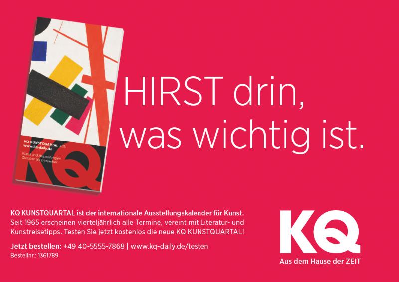 KQ Kunstquartal Kampagnenentwicklung