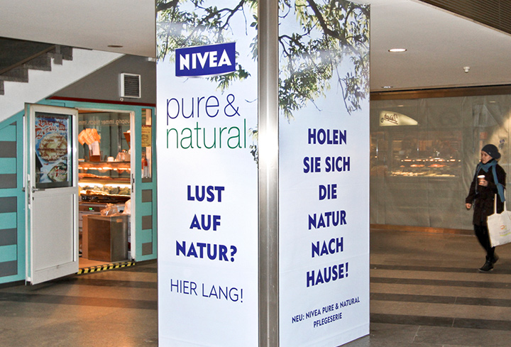NIVEA Outdoor Berlin