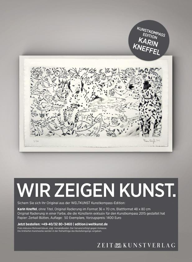 Weltkunst Poster