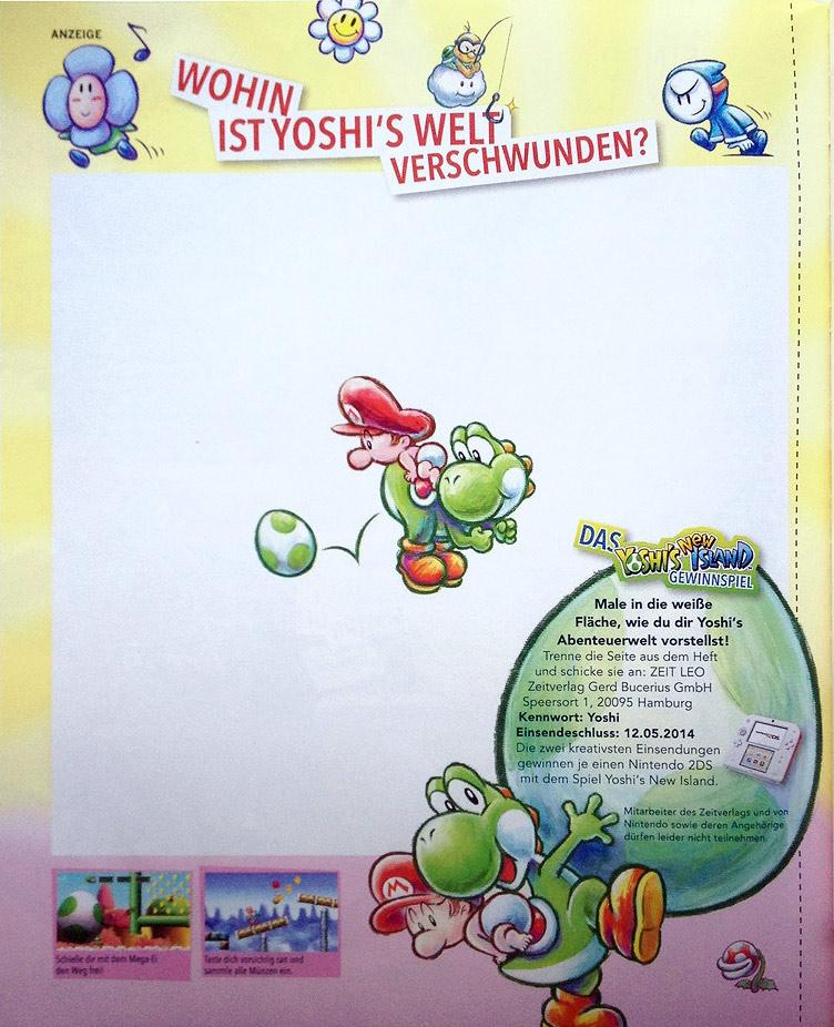 Kindermagazin ZEIT LEO Kooperation